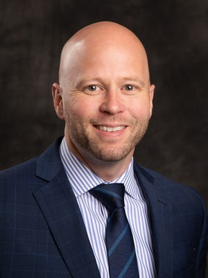 Matthew B. McDonald, M.D., vice president and chief medical officer, Children's Specialized Hospital.