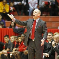 Mick Cronin plans to return to the court when UC begins offseason workouts next week.