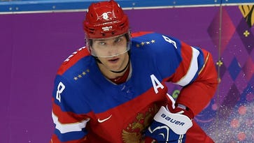 Alex Ovechkin wishes he could be facing Team USA at the 2018 Winter Olympics