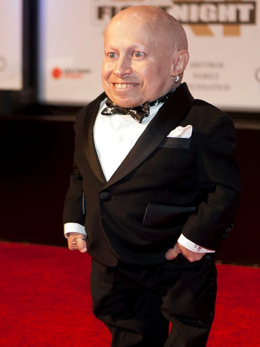 Austin Powers Star Verne Troyer Hospitalized Getting The