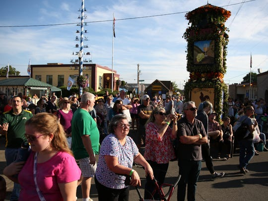 Mount Angel Oktoberfest:A celebration of the harvest in Germanstyle witha blend of family fun, music, food and beer,Sept. 13-16,5 N Garfield St.,Mt. Angel. Daily passes $5-$15, all festival pass $30.www.oktoberfest.org