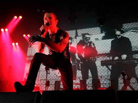 Depeche Mode at Ak-Chin Pavilion