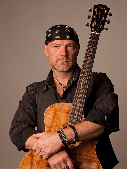 Les Stroud of 'Survivorman'