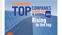 Check out the top Arizona companies to work for in 2015.