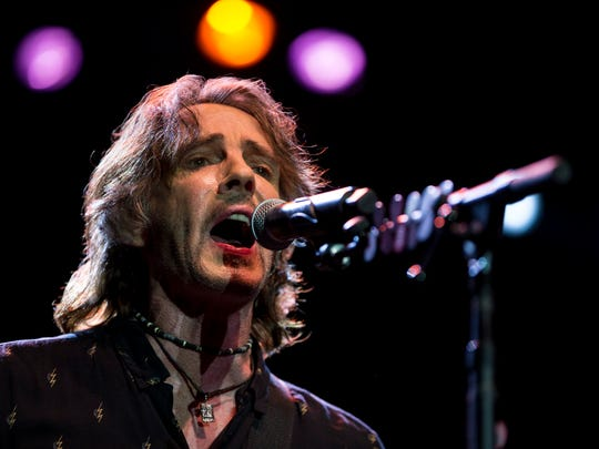 Rick Springfield performs Aug. 7 at the Wisconsin State Fair.