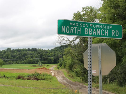 North Branch Road ZAN