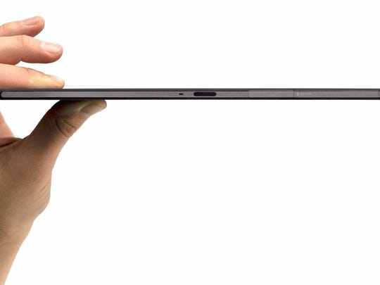 Sony's thin and light Xperia Z2 is waterproof (up to 30 minutes, as deep as three feet), plus it is dust and scratch-resistant.