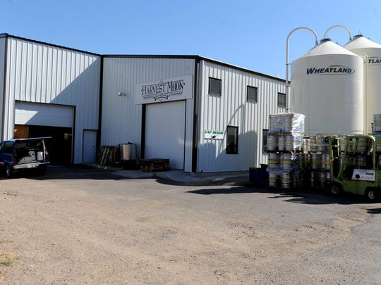 The Harvest Moon Brewery has been at this site in Belt,
