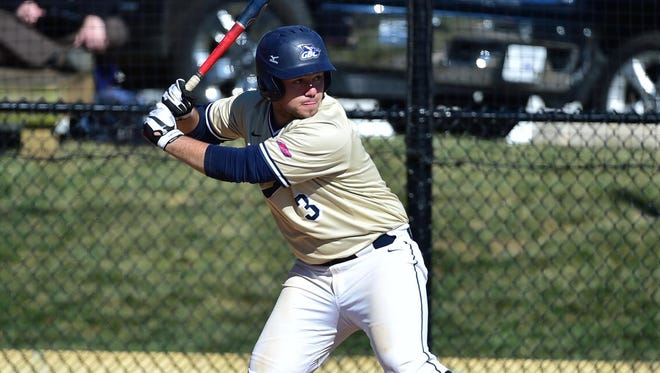A two-RBI game from Zach Roseman helped Goldey-Beacom earn its first doubleheader sweep in program history on Friday.