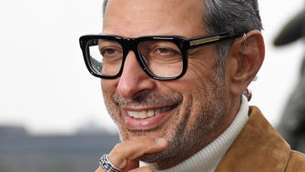 "Jeff Goldblum is still hearing about that ""Jurassic Park"" shirtless scene 25 years later."
