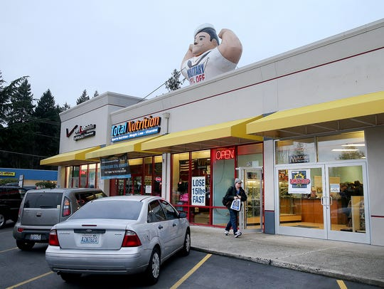 The Comics Keep is now located in the Fred Meyer complex in East Bremerton.