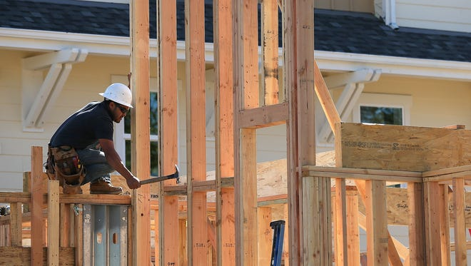 Home building increased in March, led by a 6% gain in single-family home construction.