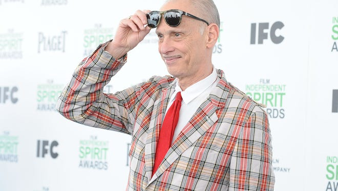 John Waters has written a book about hitchhiking, 'Carsick.'