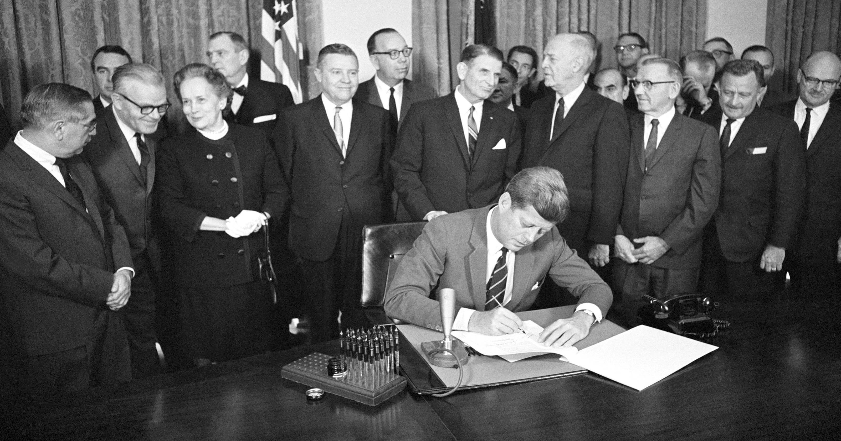 JFK's vision for mental health care languishing?