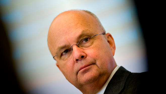 Michael Hayden directed the National Security Agency and the CIA during the Bush administration.
