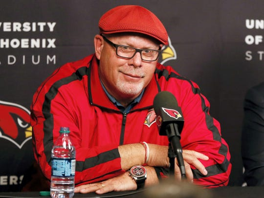 """Bruce Arians has held fashion in high regard since his days at York Catholic. Now, the Arizona Cardinals head coach has been described by his players as possessing """"Tony Soprano swag."""""""