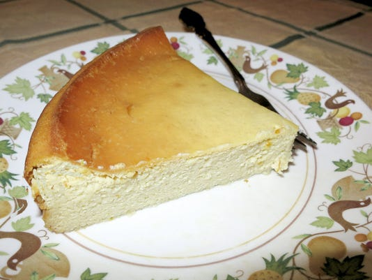 Ricotta cheesecake is lighter and easier to make than its more common cream-cheese-based cousin. The key is to use real orange zest and vanilla extract for bold flavors.