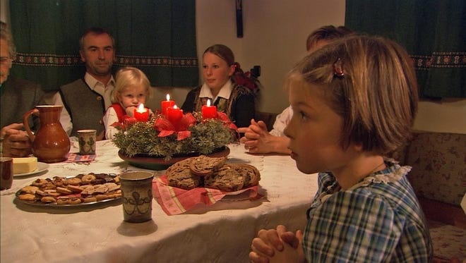 """Austria has many Christmas traditions and is where """"Silent Night"""" was written, composed and first sung."""