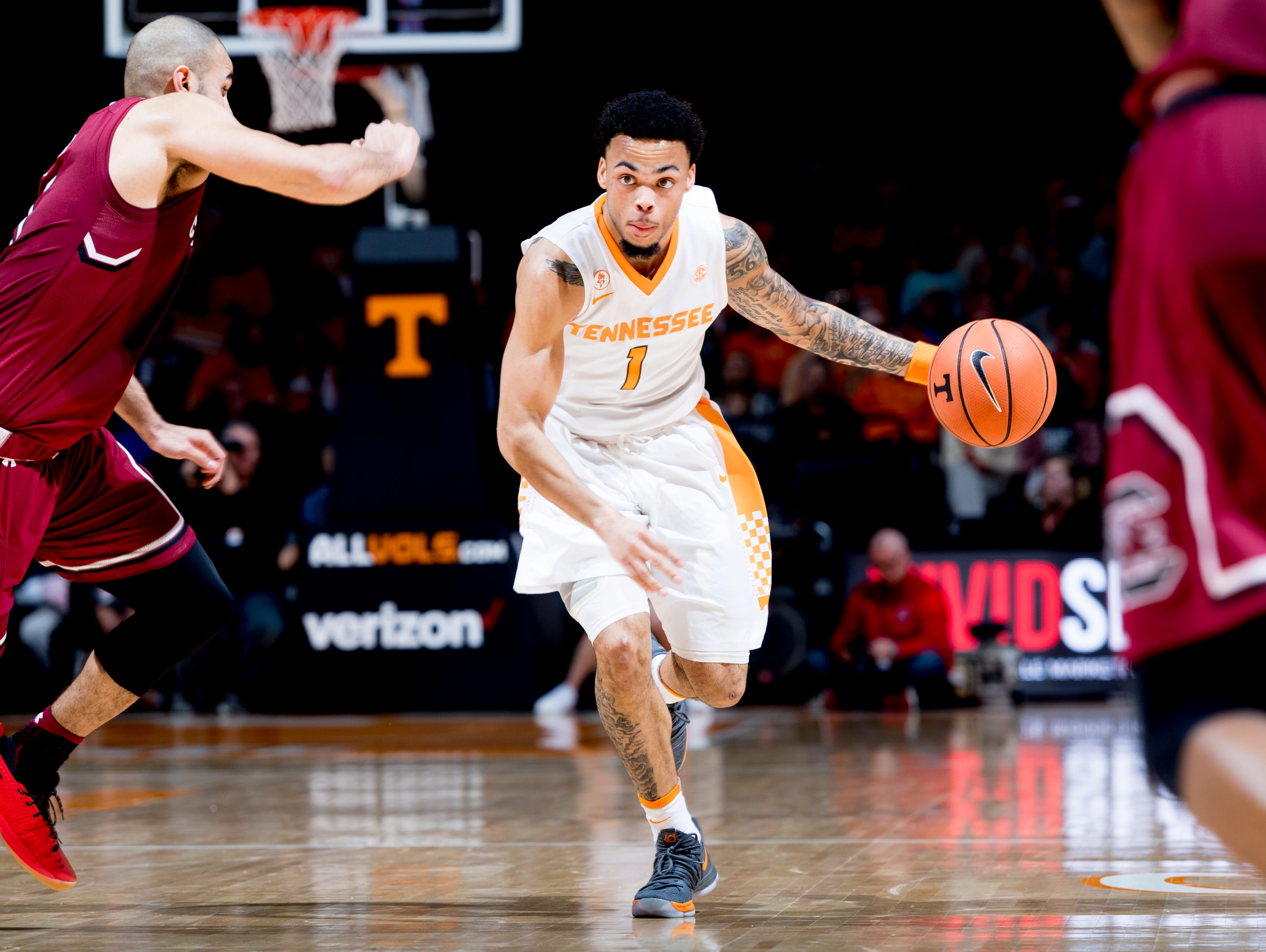 Tennessee Will Need 3 Point Shooting As Well As Defense