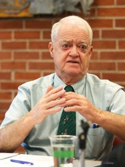 Senate President Peter Courtney speaks to the Statesman