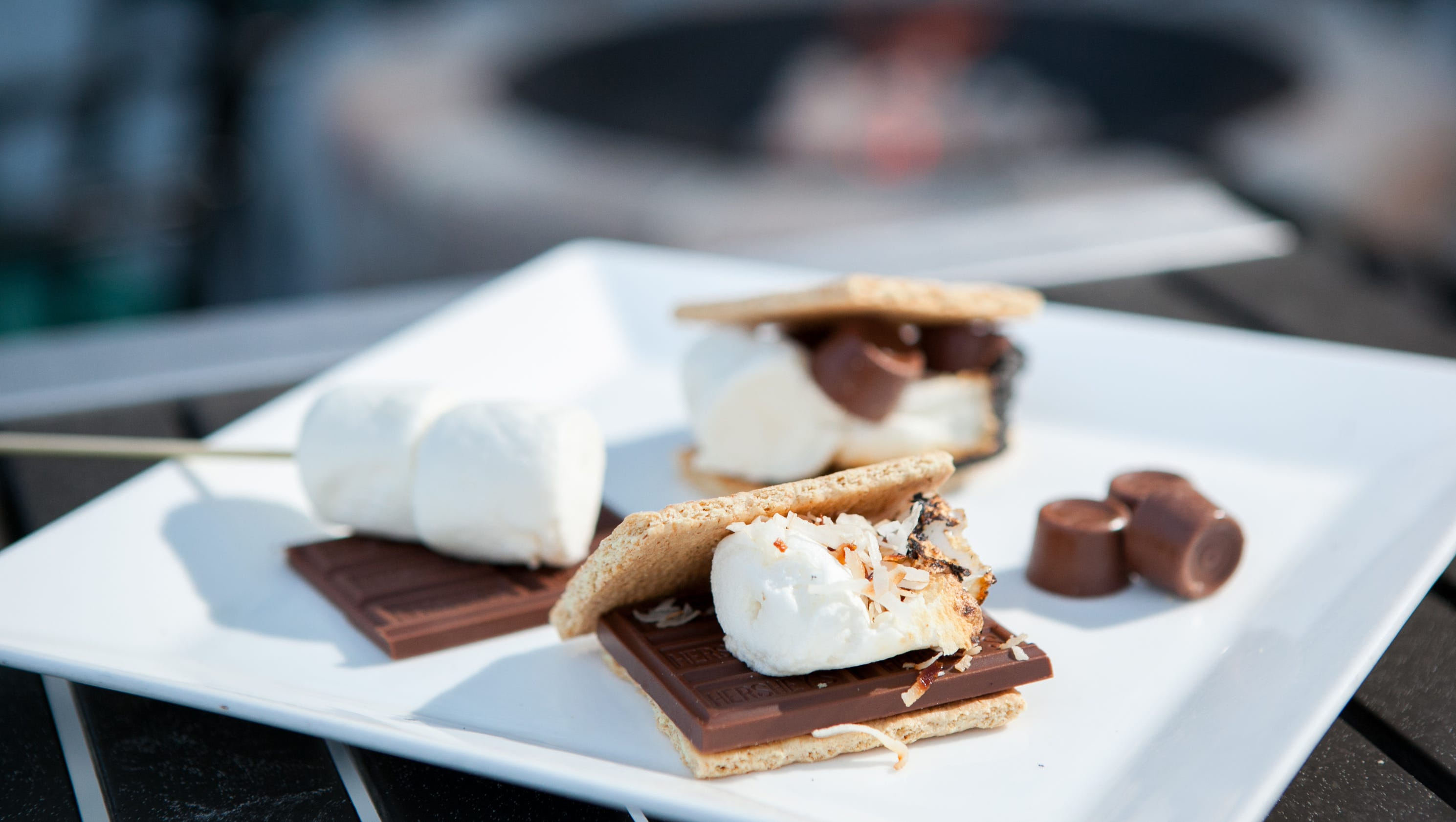 Gimme gimme s'more