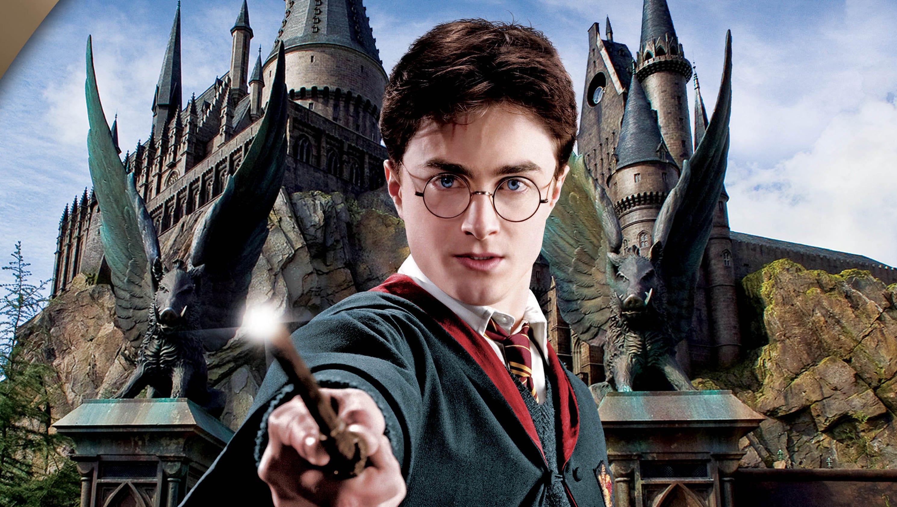 Harry Pottering