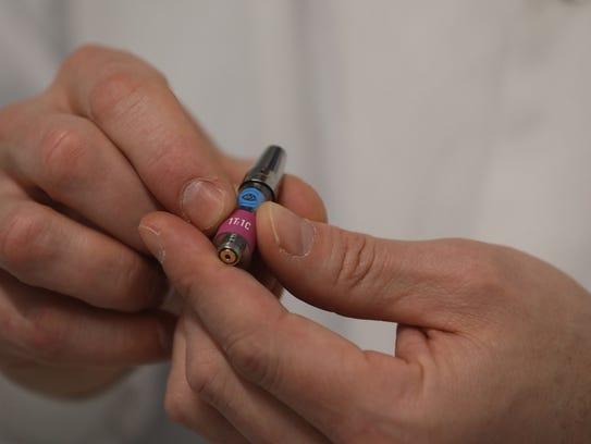 Columbia Care makes a medical marijuana vaporization