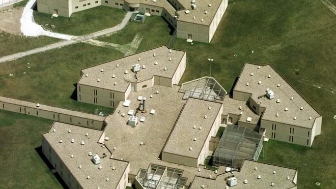 A drone flew over Mansfield Correctional Institution last week while inmates were in the recreation yard. It dropped a package containing drugs and tobacco.