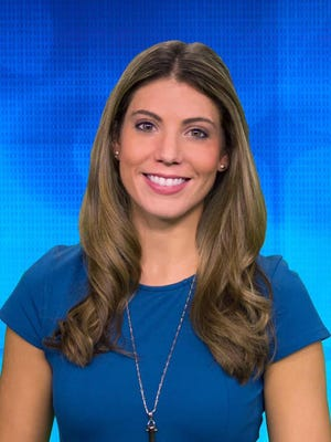 """Fox 17 morning """"breaking news""""anchor Kelly Rippin announced on social media that she has left the station to pursue another opportunity."""