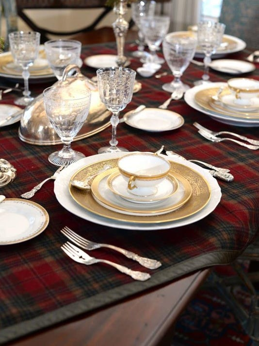Style at Home: Plaid fever warms up winter