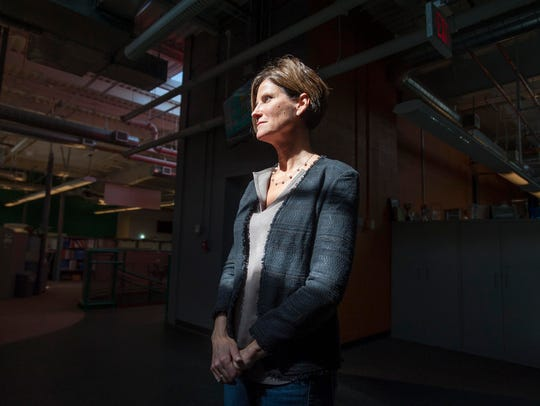 Mary Powell, CEO of Green Mountain Power, chose to
