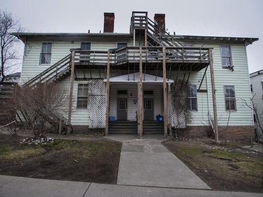 184 Church Street in Burlington on Wednesday, April