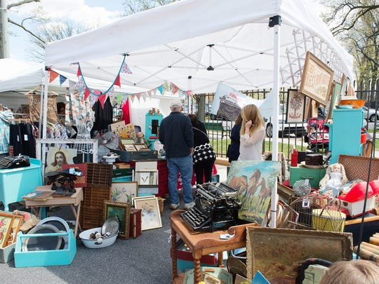 Haddon Heights business Vintage Junk in My Trunk is a longtime Clover Market vendor and is excited to set up shop so close to home.
