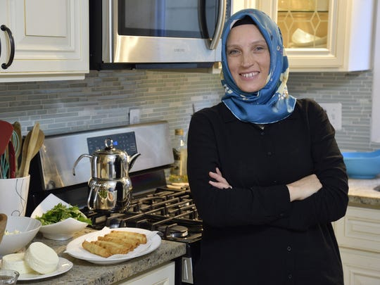 Dilek Oztoprak of Lodi shows us how to make borek stuffed pastry for the holidays.
