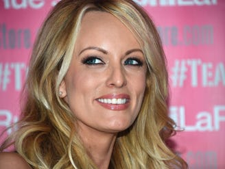 Stormy Daniels blasts Aer Lingus on Twitter, claims airline lost her bags