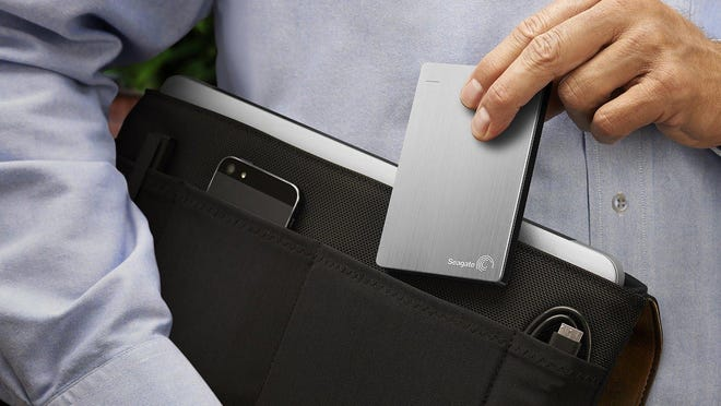 Best Buy currently has a 1TB Seagate Backup Plus Slim portable drive for $59.99.