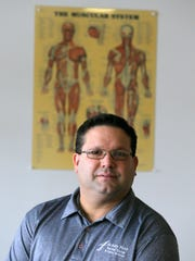 Kevin Gonzalez is a physical therapist who owns Activity First Physical Therapy and Sports Medicine in Eatontown.