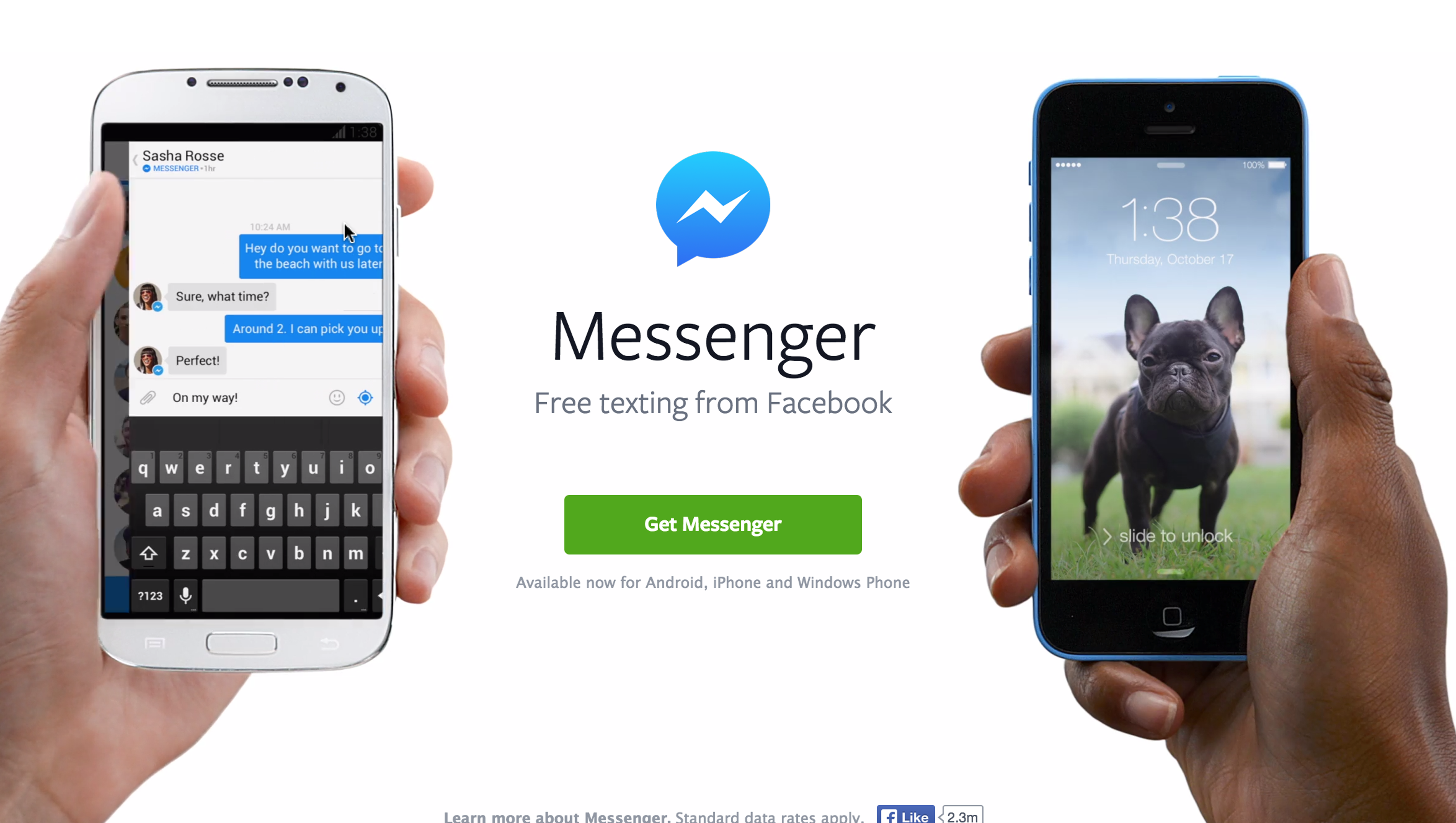 free facebook app for iphone messenger top free iphone app of year 16953