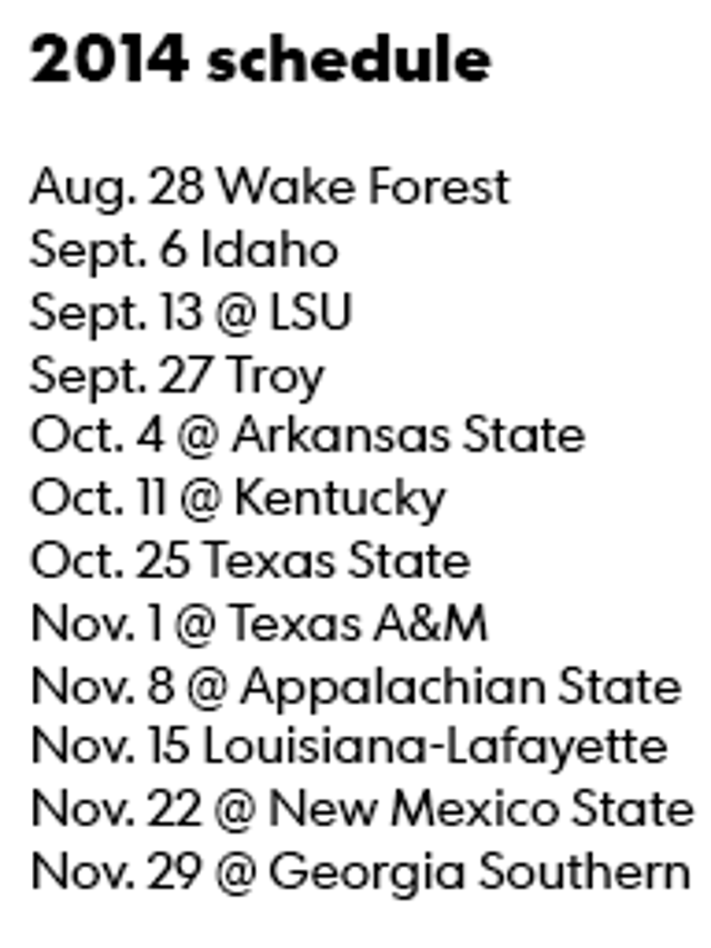 College Football Countdown | No  87: Louisiana-Monroe