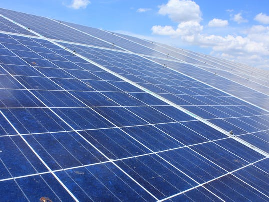 #stockphoto Solar Panel Stock PHoto