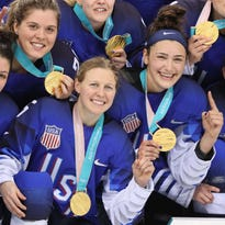 U.S women's hockey gold medal came in great Olympic game, made even greater statement