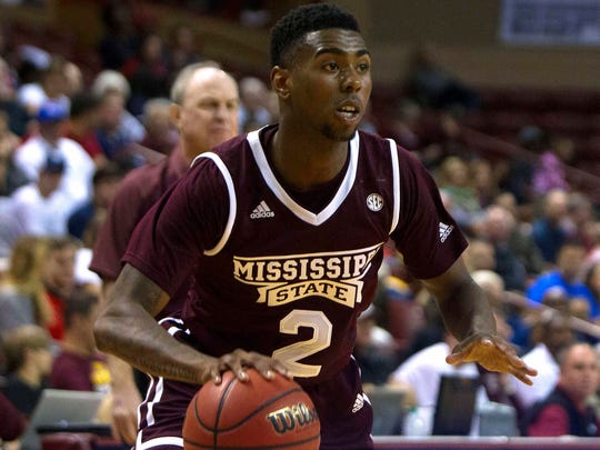 Mississippi State freshman Eli Wright finished with career numbers against Northwestern State on Monday.
