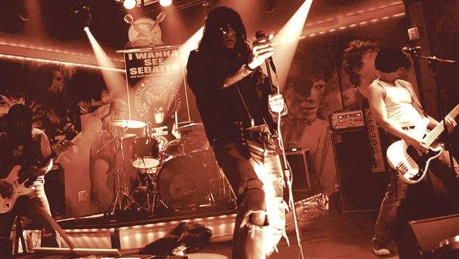 Sedated — A Tribute to the Ramones performs Saturday at Executive Surf Club.