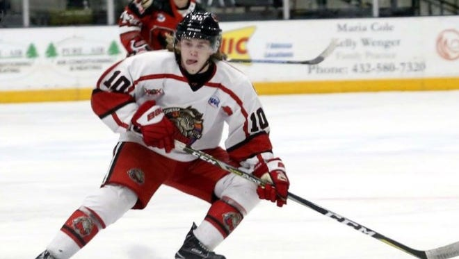 Former Tenafly star Matt Brown has been excelling with the Odessa Jackalopes.
