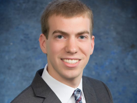 Michael Duenkel is an Electronic Banking Associate