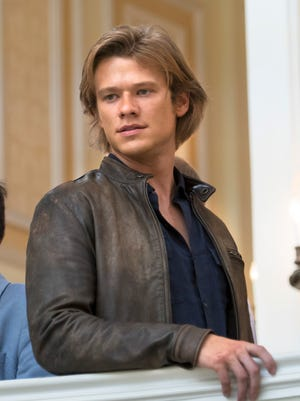 Lucas Till plays the title character in the CBS drama 'MacGyver.'
