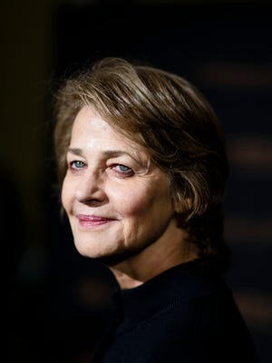 """Charlotte Rampling received her first Oscar nomination for her performance in """"45 Years."""""""