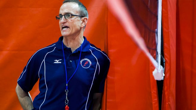 Rick Butler, a renowned and disgraced volleyball coach from suburban Chicago, has produced several MSU players, but his ties to MSU volleyball aren't much different than several other programs.