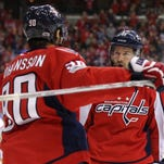 Capitals roll again for ninth straight win