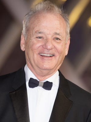 Bill Murray at the Opening Ceremony of the15th Marrakech International Film Festival on December 4, 2015 in Marrakech, Morocco.